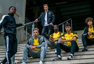 Puma dévoile le maillot du Borussia Dortmund pour la saison 2018/19