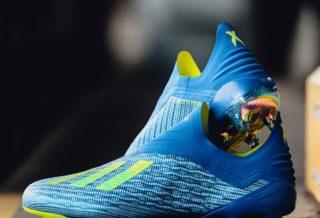 adidas dévoile la nouvelle chaussure de football X18+
