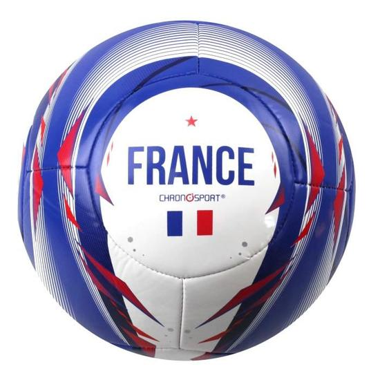 Ballon de Football aux couleurs de l'Equipe de France