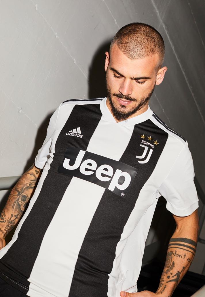 maillot Juventus de Turin Saison 2018-2019