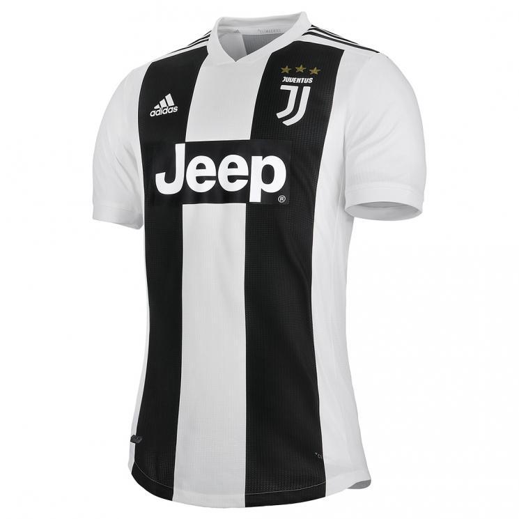 le nouveau maillot de Football de la Juventus - 2018-19