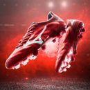 Chaussure de football Mizuno Red Passion Pack