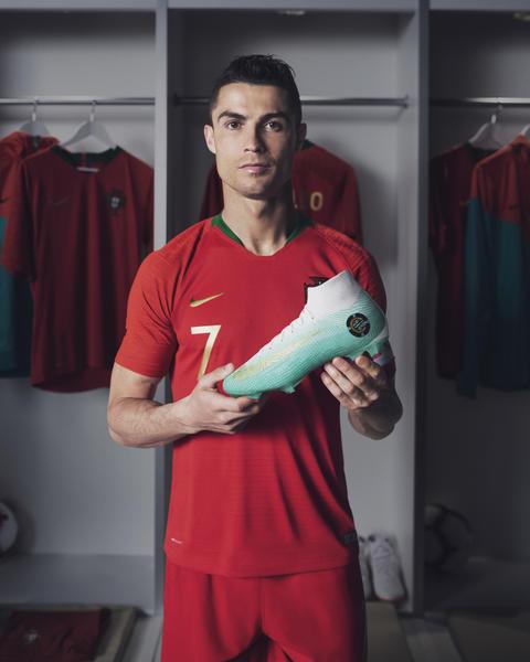 Cristiano Ronaldo Nike Mercurial Superfly CR7 EDIÇÃO ESPECIAL