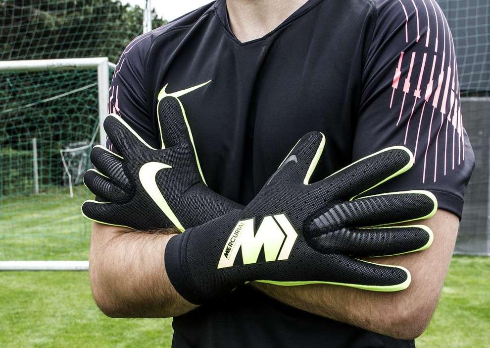 Gants Gardien But Nike Mercurial Touch Elite - Keeper Sport