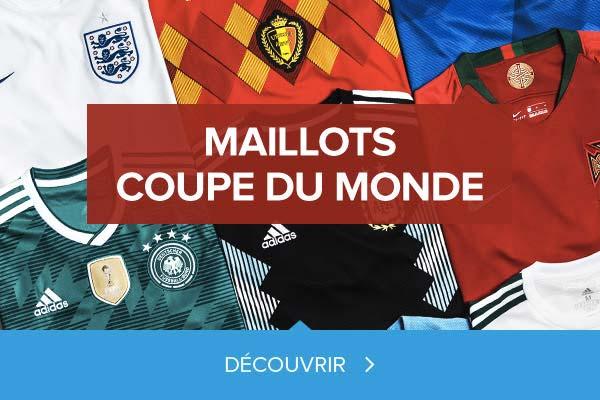 Maillots pas chers Coupe du Monde - Unisport
