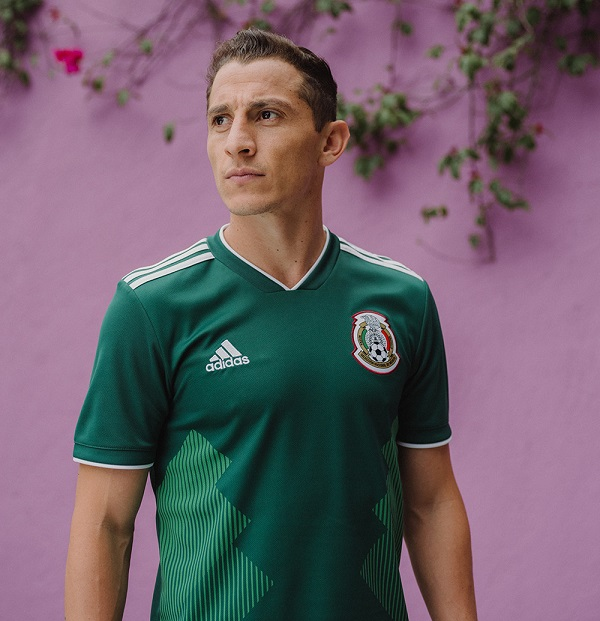Maillot Mexique 2018 Coupe du Monde