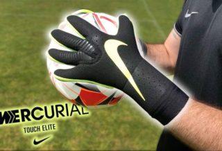 Test des Gants de Gardien Nike Mercurial Touch Elite