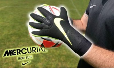 Test Gants de Gardien Nike Mercurial Touch Elite - Keeper Spirit