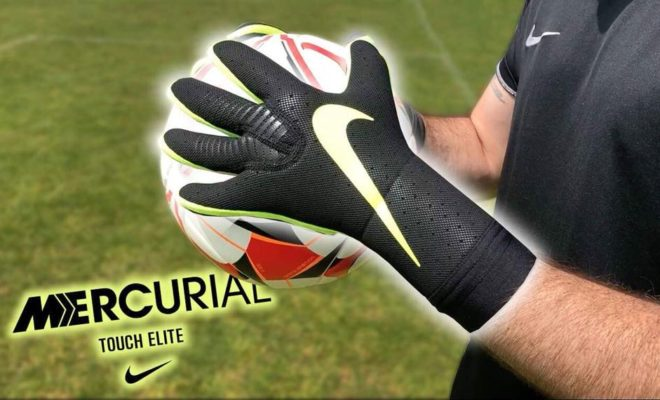 Test Gants de Gardien Nike Mercurial Touch Elite - Keeper Spirit