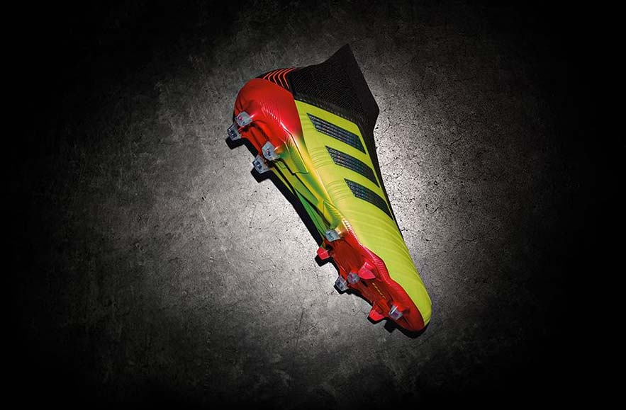 adidas Predator 18+ Energy Mode de Paul Pogba