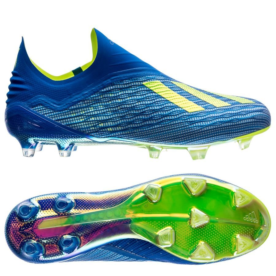 chaussure de football adidas X18+ Energy Mode