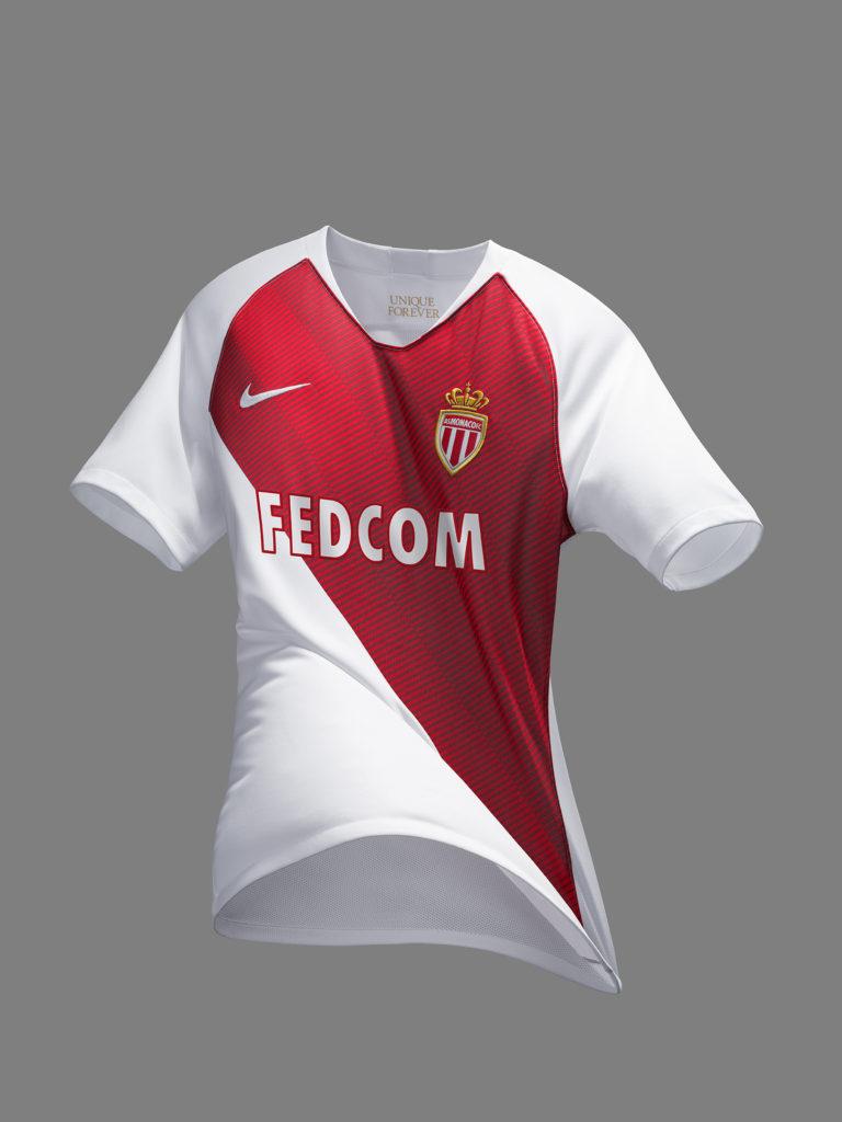 Maillot AS Monaco 2018-19
