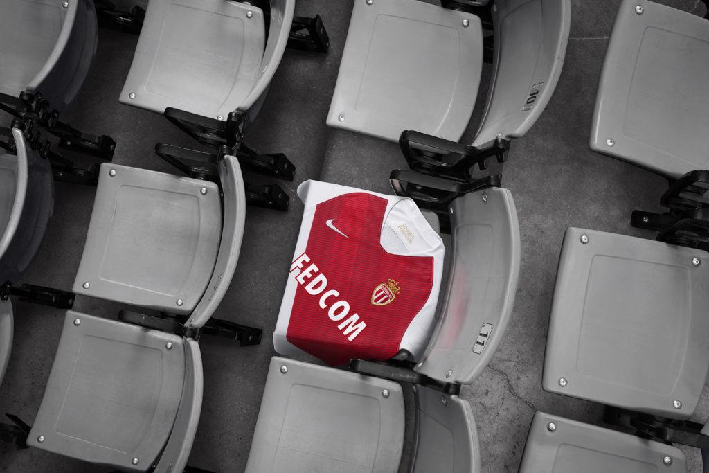 Maillot AS Monaco 2018-2019