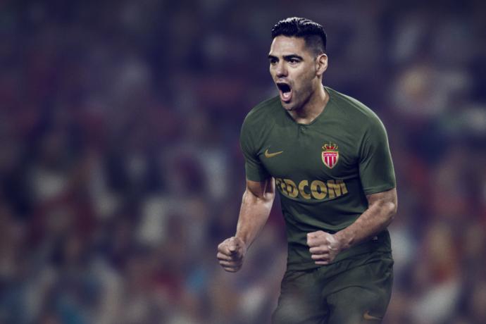 Maillot Exterieur AS Monaco 2018-2019