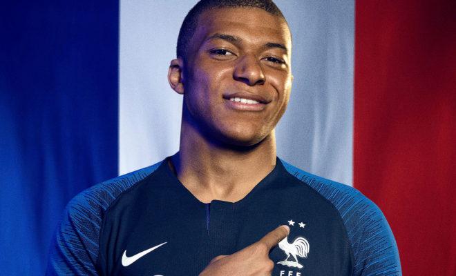 Maillot France champion du monde 2018