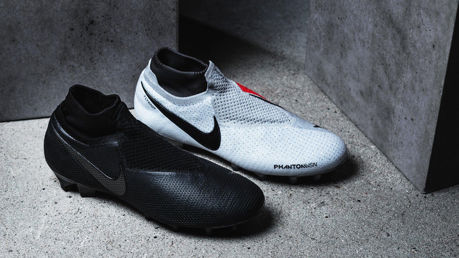 le dernier 7fddd 5d2ed Nike PhantomVSN, la nouvelle chaussure de Nike Football ...