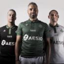 Maillots Saint Etienne ASSE 2019