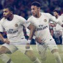 PSG Nouveau Maillot Extérieur Saison 2018-2019