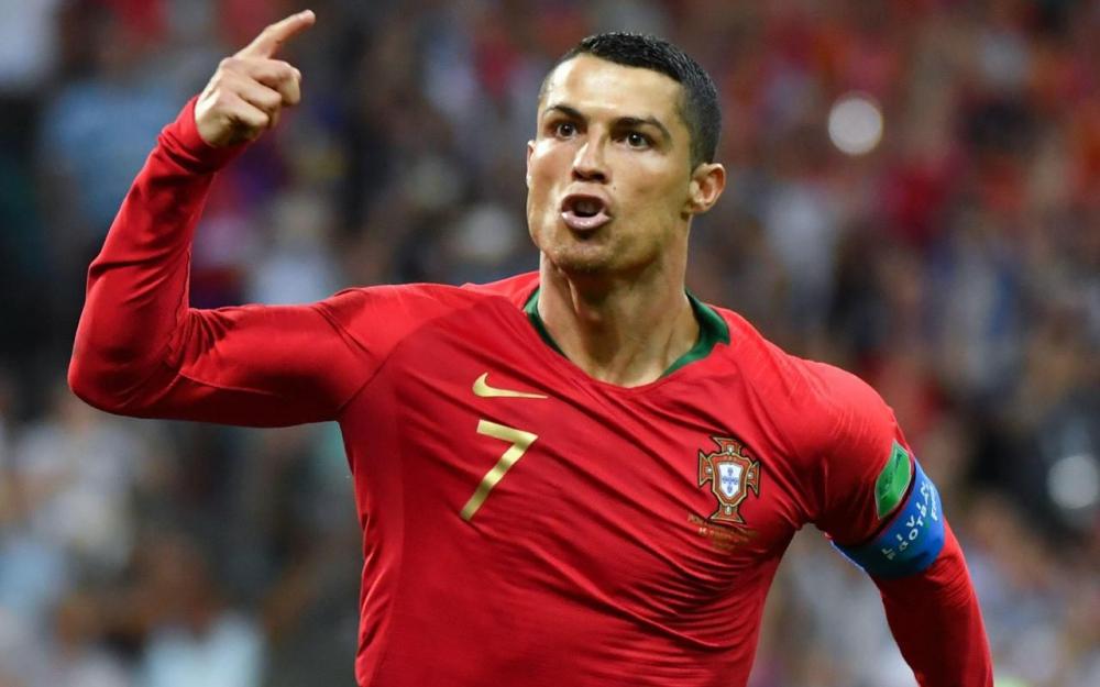 Ronaldo - Top 10 maillot vendus Coupe du Monde 2018
