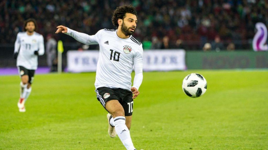 Salah - Top 10 maillot vendus Coupe du Monde 2018