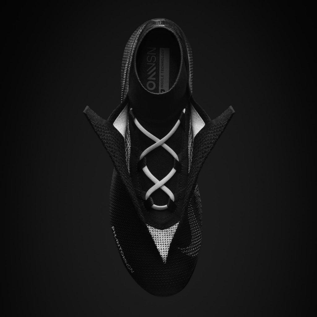 Systeme de laçage ghost lace Nike PhantomVSN