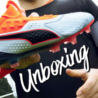 "Vidéo Unboxing Puma One ""UpRising"" Pack"