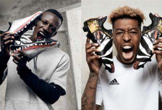 Adidas Glitch 2.0 : Des skins personnalisées pour Mendy et Kimpebe
