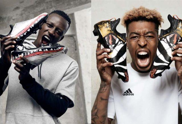 Adidas Glitch, trois nouvelles skins customisées par Nairone