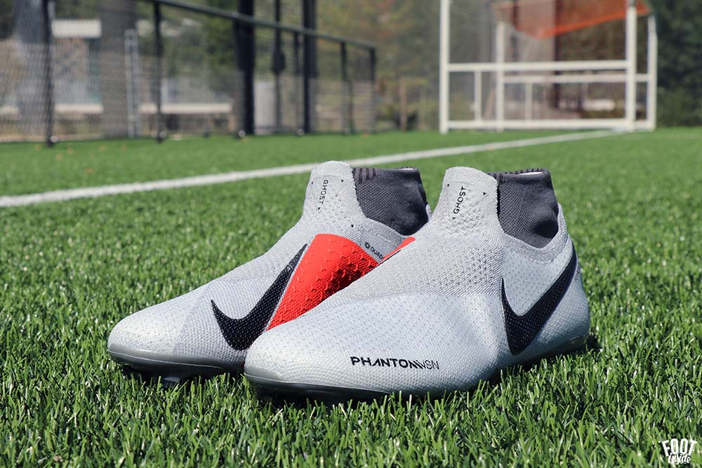 Chaussures Football Nike Phantom Vision - Raised on Concrete Pack - Foot Inside