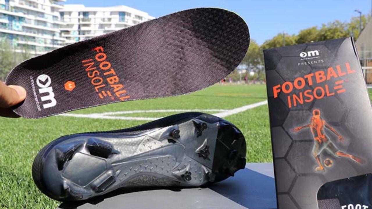 Pour De Football Semelle Chaussure FootInside InsoleLa 5jRq4ASc3L