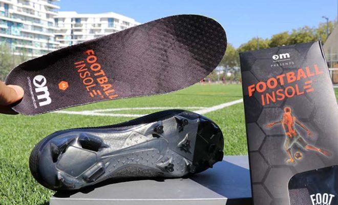 Football Insole- Semelle pour chaussures de foot - Foot Inside