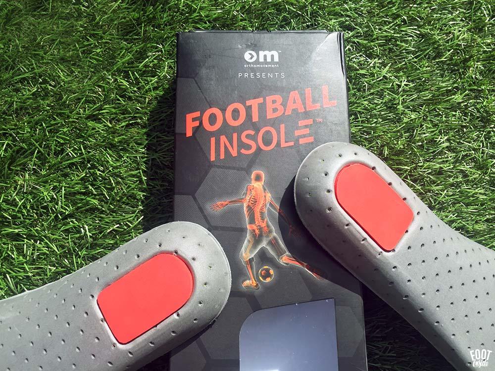 Insole Foot La Inside Pour Semelle Football Chaussure De PaRWB1Bvg
