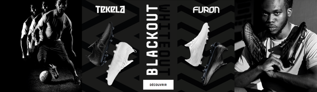 New Balance Football Black White Pack