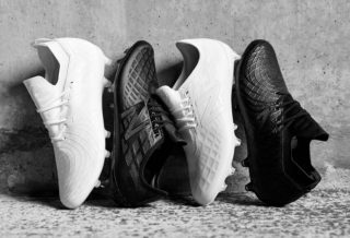 New Balance Football dévoile un pack Black & White