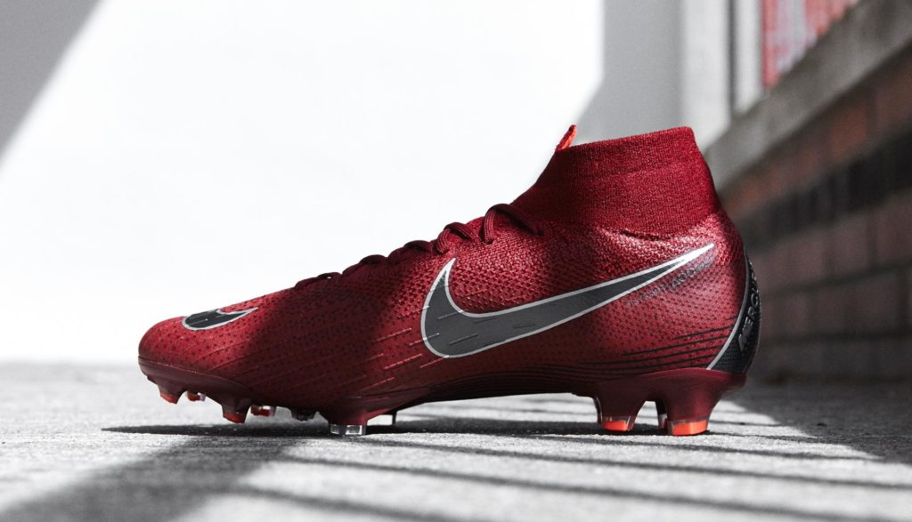 "Nike mercurial ""Rising Fire"" pack"