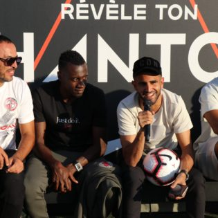 Video Riyad Mahrez - Nike Phantom Vision