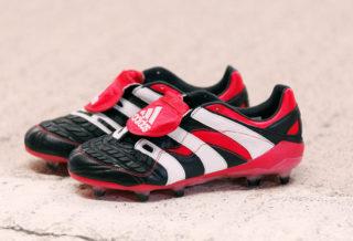 La chaussure de foot adidas Predator Accelerator 1998 est de retour