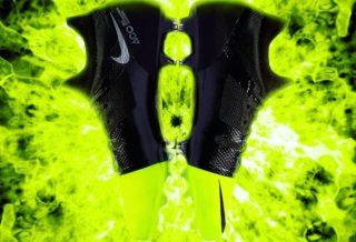Nike va sortir une Nike Mercurial GS360 2018 Volt Black