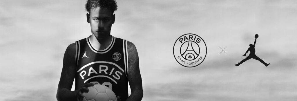 Collection Jordan Brand X Paris Saint-Germain