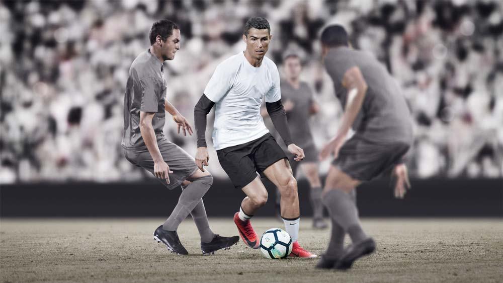 Cristiano Ronaldo Mercurial Chapitre 7 Nike Football