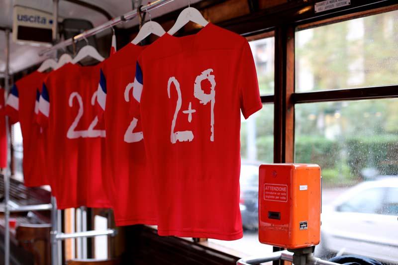 présentation des nouveaux maillots de l'AS VELASCA - Le Coq Sportif