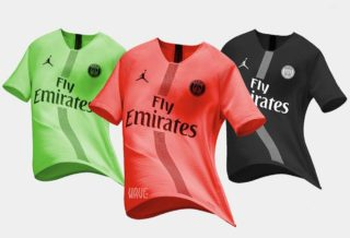 ensemble de foot psg Tenue de match