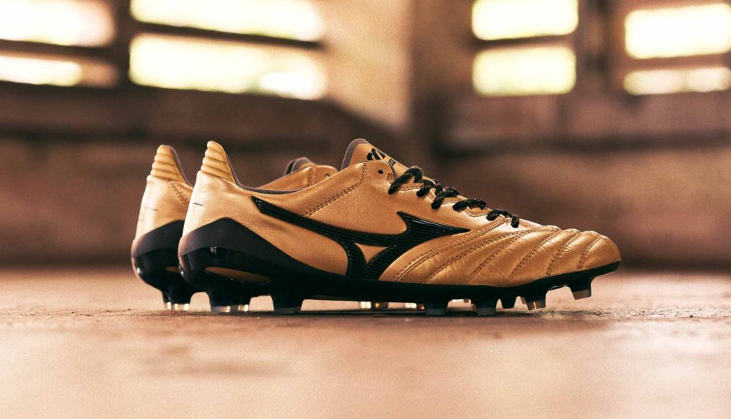 Mizuno Morelia Neo II Made In Japan Gold Premium Pack