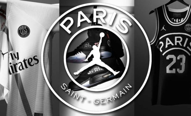 Collection PSG X JORDAN BRAND