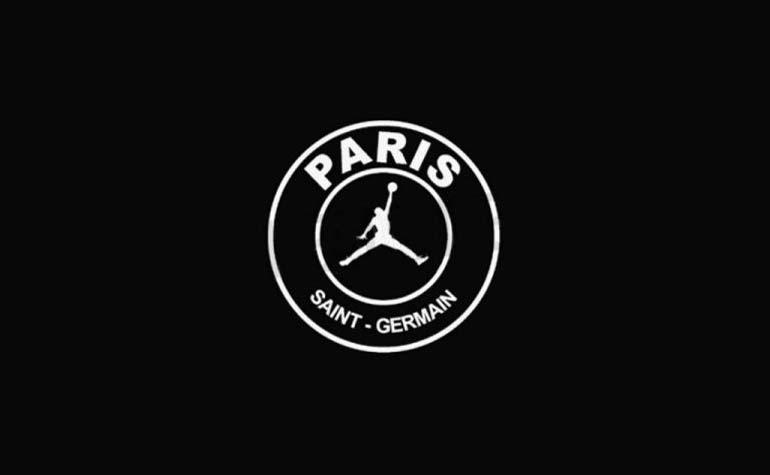 Logo PSG X Jordan Brand