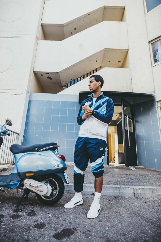 Puma X OM Collection Capsule Exclusivite Courrir