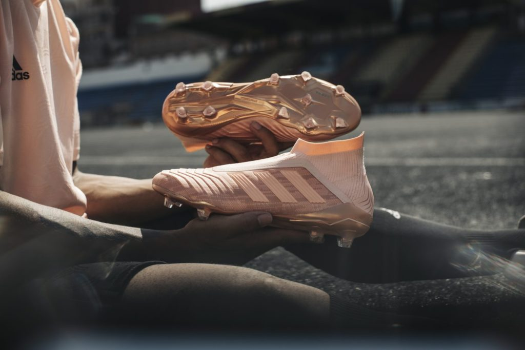 chaussure de foot adidas predator spectral mode