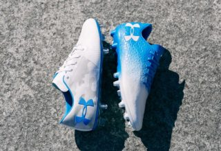 "Under Armour Football dévoile le pack ""Blue Circuit"""