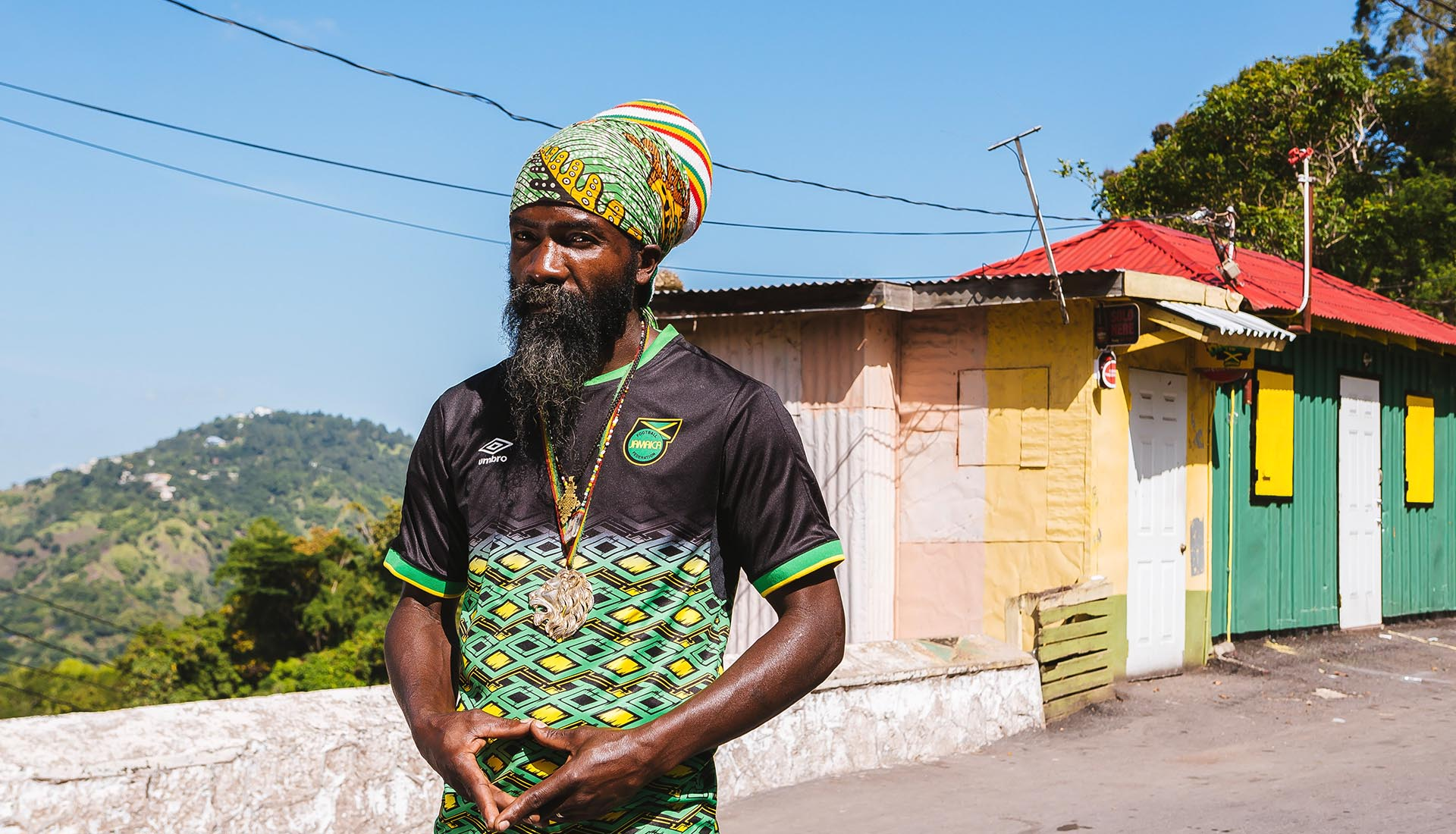 Les Nouveaux Par La Jamaïque Inside Maillots UmbroFoot De cKlJF1