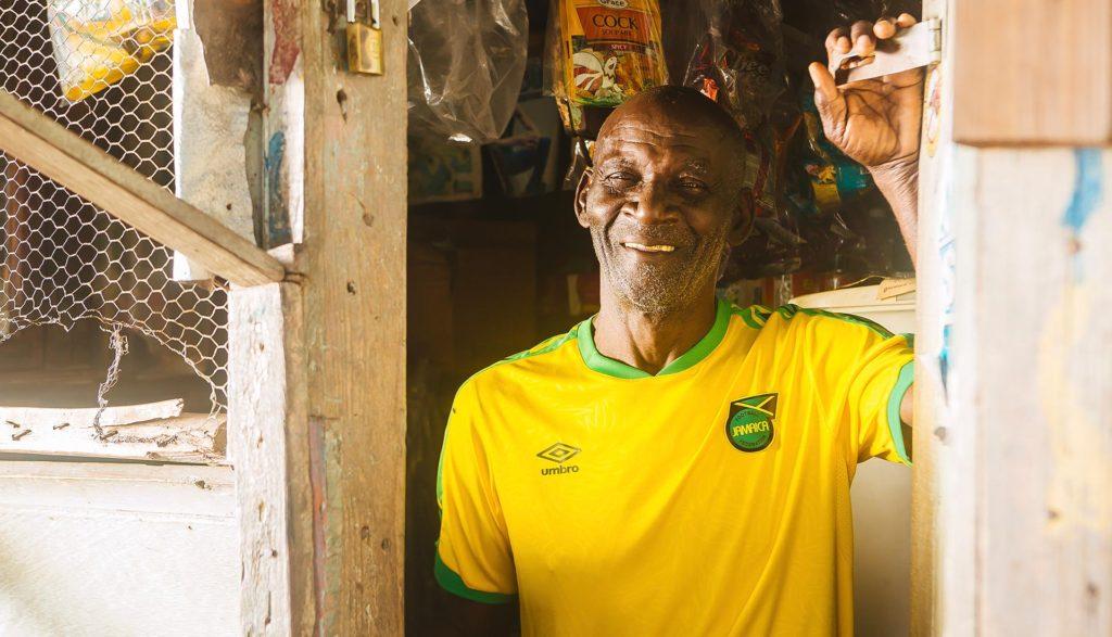maillot jamaique umbro 2018-2019